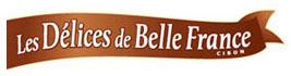 Logo marque Les délices de Belle France